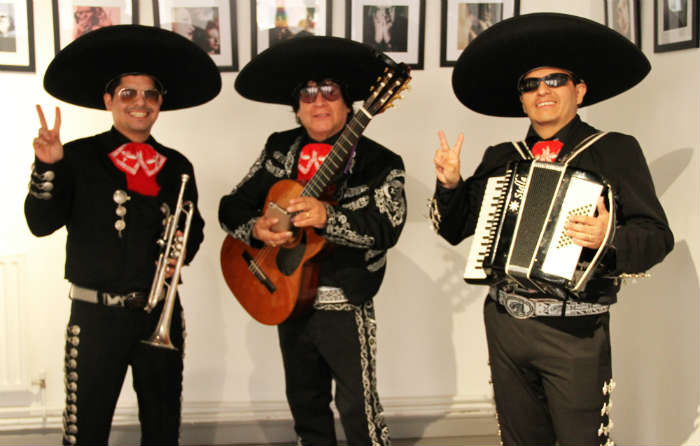 Mariachi Tequila at Blog At The Beach