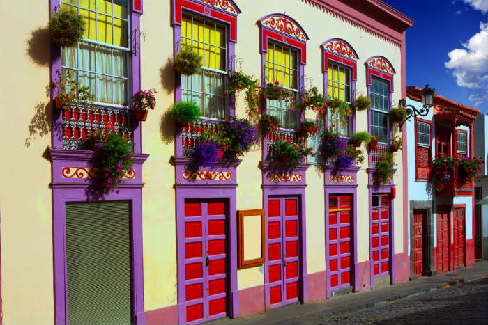 Teror, Gran Canaria, Canary Islands