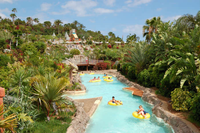 Siam Park, Tenerife, Canary Islands