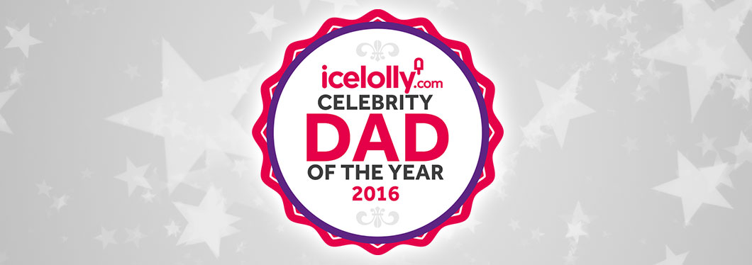 Celebrity Dad of the Year 2016