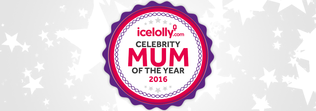 Celebrity Mum of the Year 2016