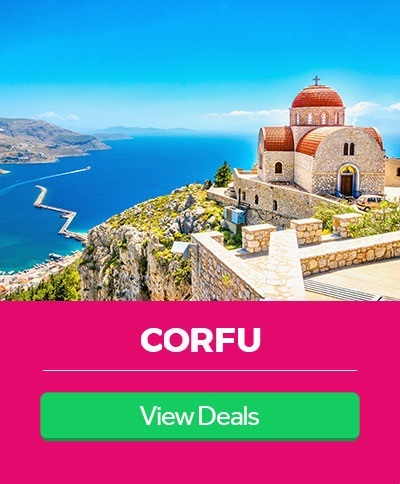 Bargain Late Holidays to Corfu