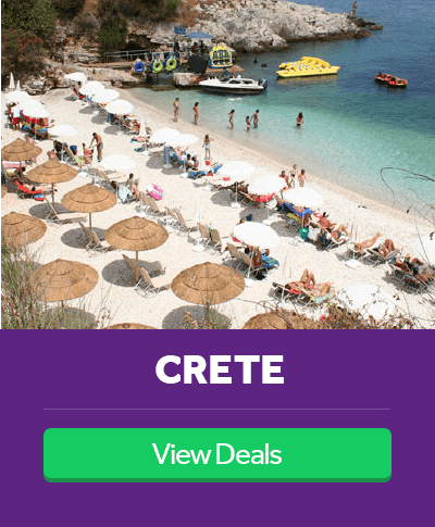 Compare Easter Holidays to Crete