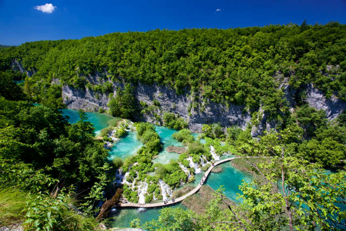 Reasons to Visit Croatia – Plitvice Lakes National Park