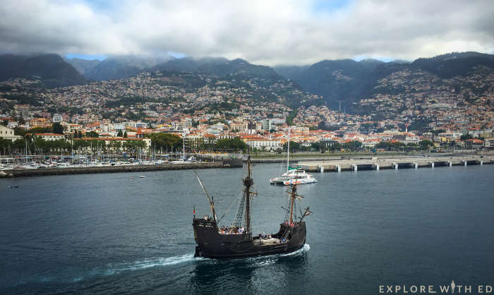 Funchal in Madeira