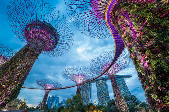 destinations to fall in love with -  Singapore