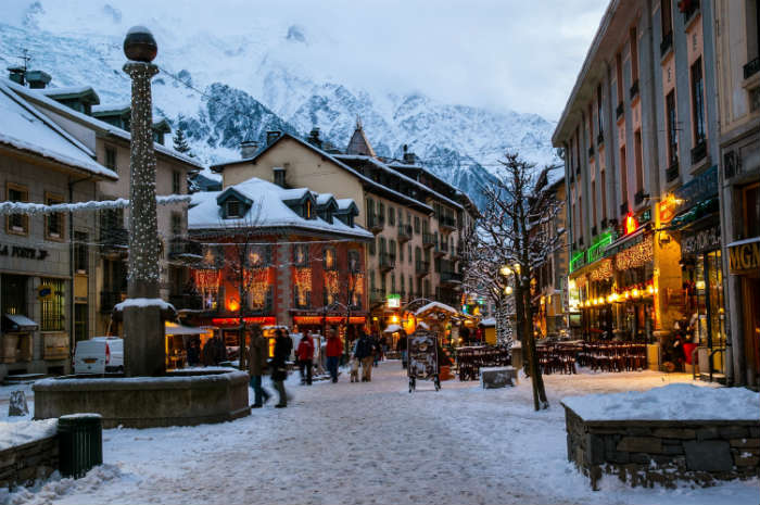 Adventure holiday, Chamonix