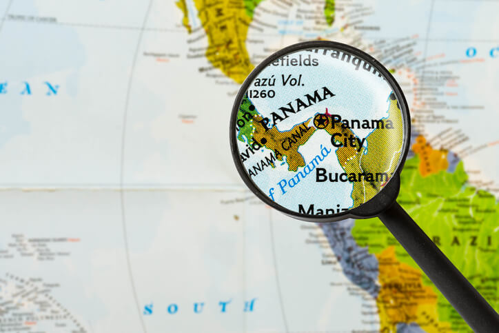Discover Panama City on a map
