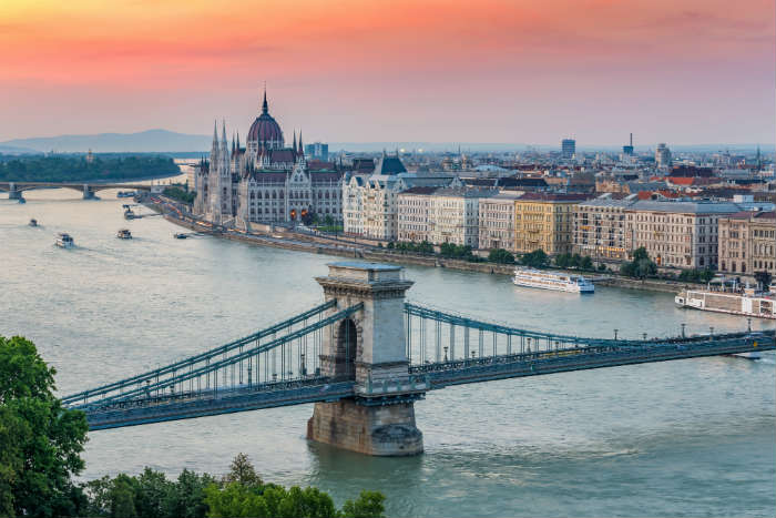 European city breaks-Budapest