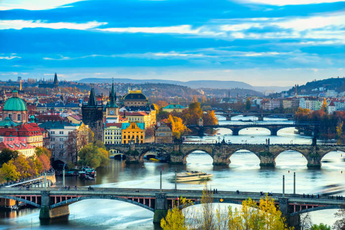 European city breaks-Prague