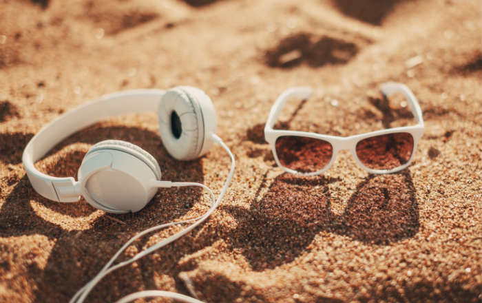 Fighting the end of summer blues-create a summer playlist