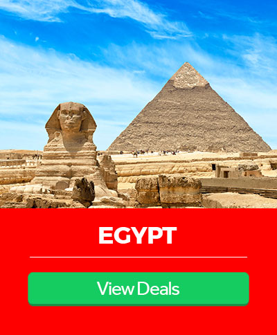 Famous Holidays to Egypt