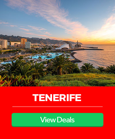 Famous Holidays to Tenerife