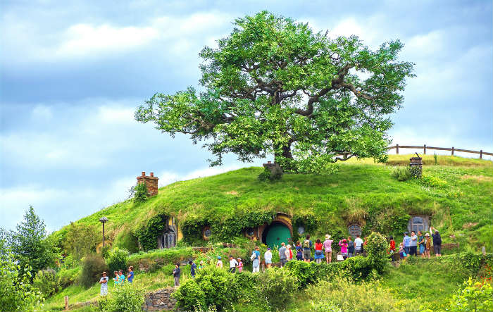 Hobbiton, Lord of the Rings filming location