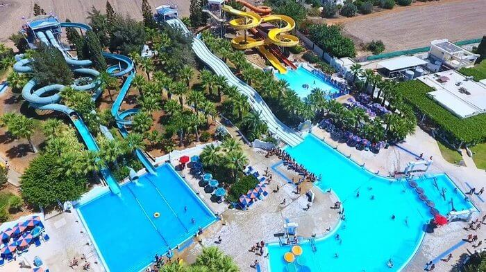 Waterworld Waterpark, Ayia Napa, Cyprus