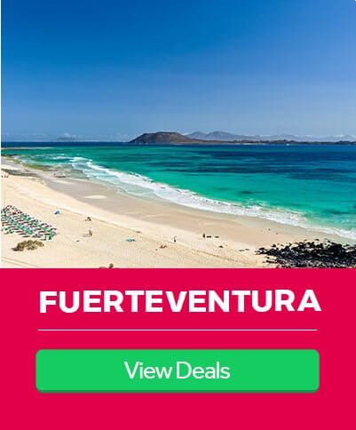 Global Hoppers Holidays to Fuerteventura