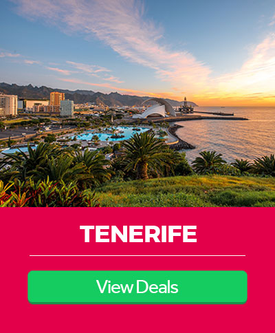 Global Hoppers Holidays to Tenerife