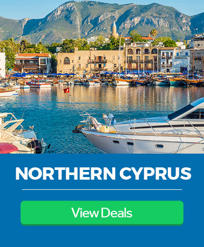 Go North Holidays to Northern Cyprus