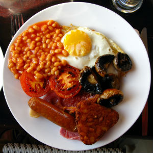 Greasy Fry Up