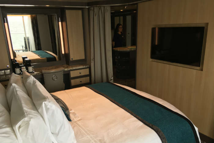 Harmony of the Seas grand suite
