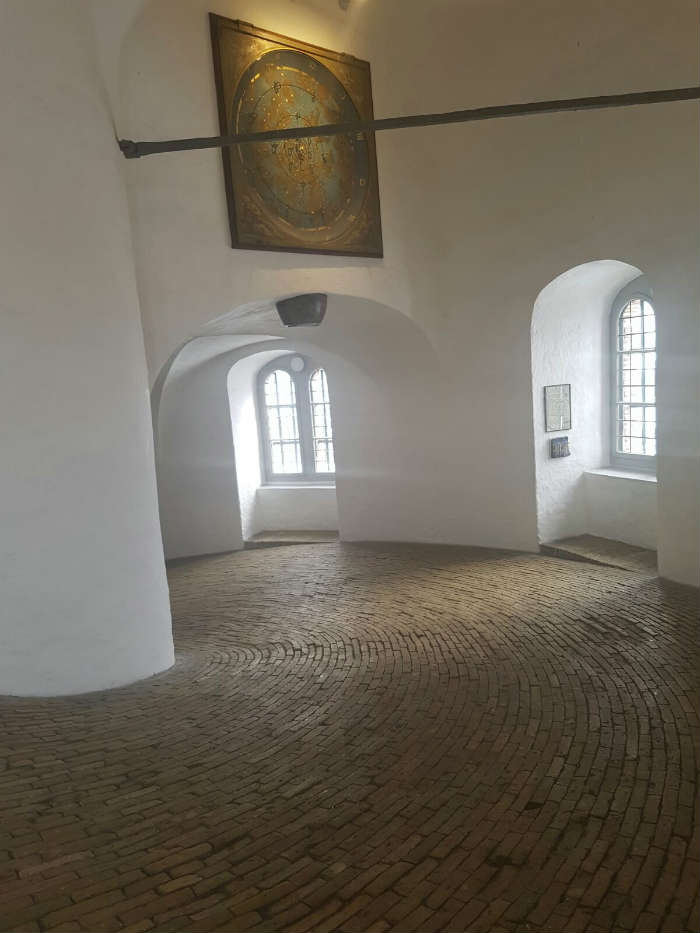 The Roundtower in Copenhagen