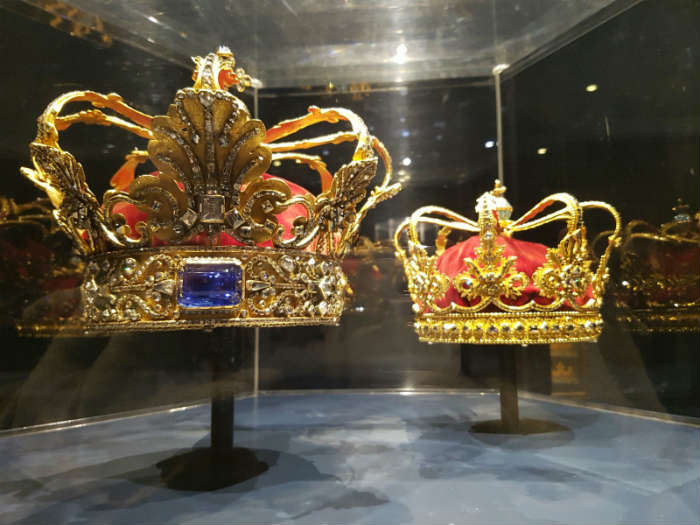 Copenhagen's Royal Jewels