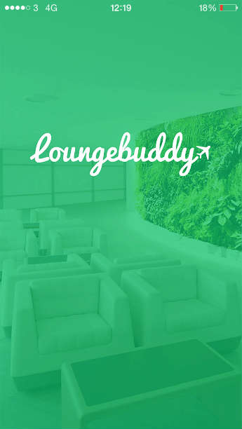 Lounge Buddy App