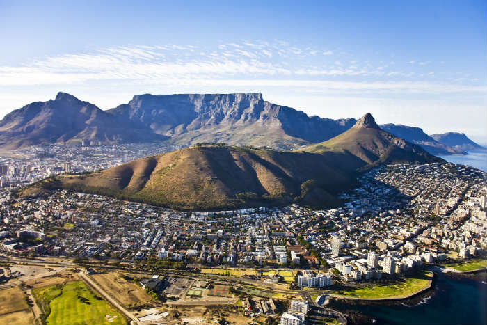 Holiday hotspots - South Africa