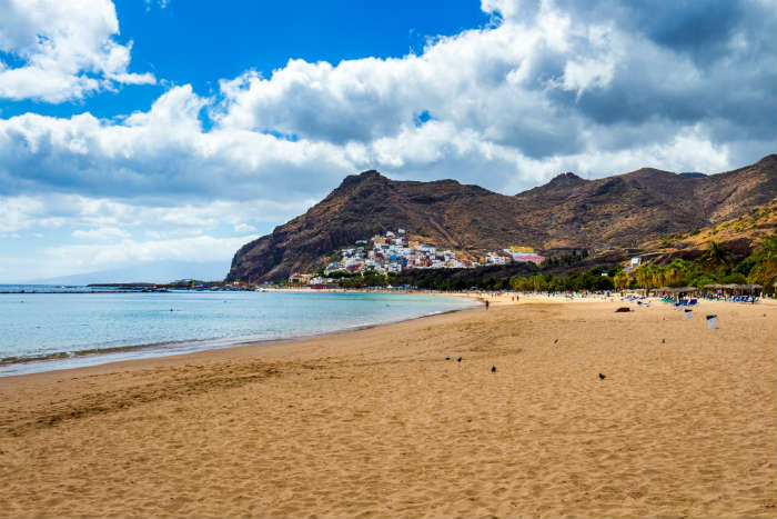 Holiday hotspots - Tenerife