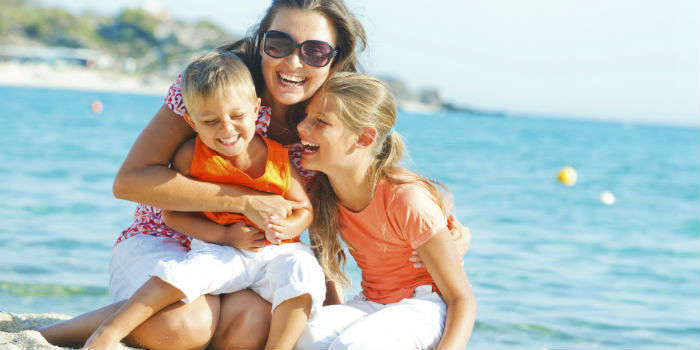 holidaying as single parent-choose family activities carefully