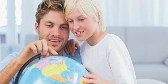 holidaying as single parent-choose destination together