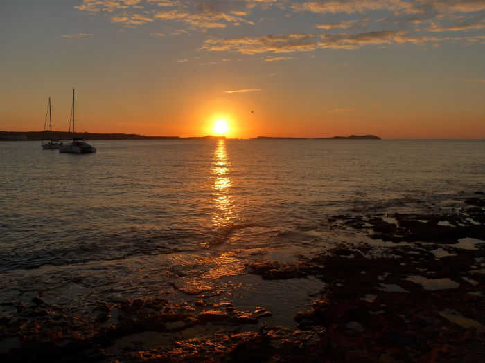 Stage 4 of Ibiza Sunset