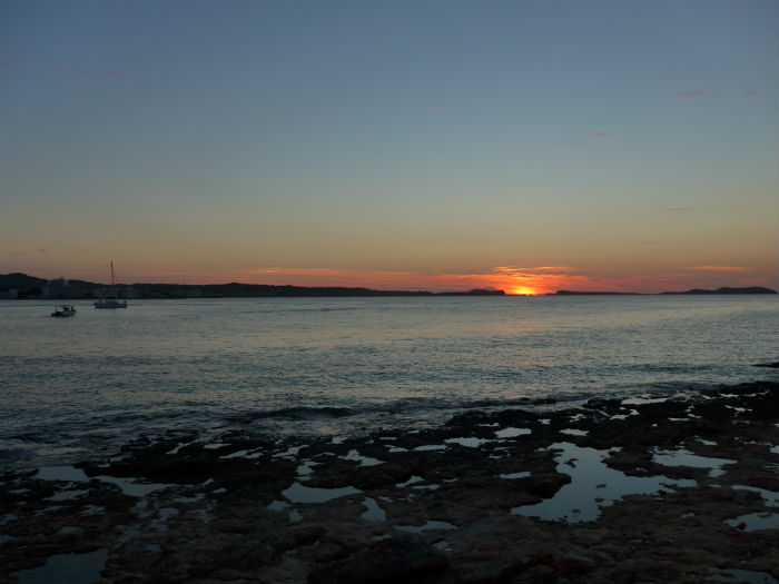 Stage 6 of Ibiza Sunset