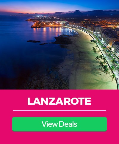 First Choice holidays to Lanzarote