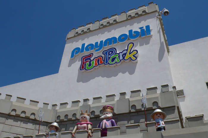 Playmobil Fun park, Malta