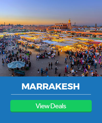 Bluesea Holidays to Marrakesh