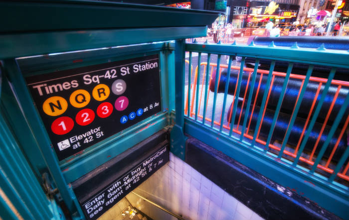 Guide to the New York Subway