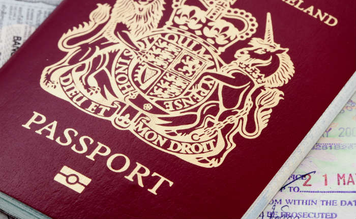 New USA passport rules-British passport