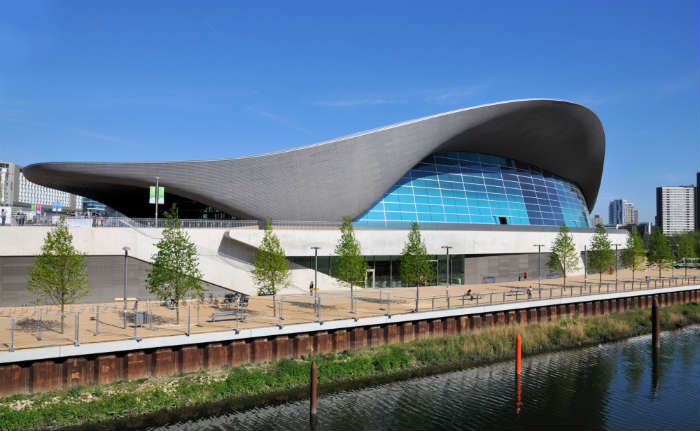 Olympic Aquatic Centre, London