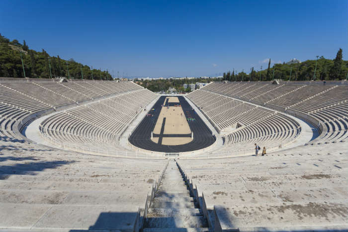 Panatheniac Olympic Stadium, Athens