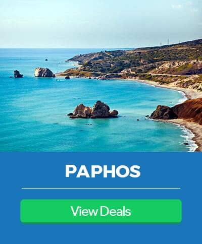 Travel Republic Holidays to Paphos, Cyprus