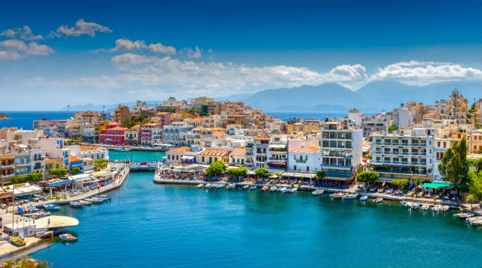 Photos of Greece-Agios Nikolaos, Crete