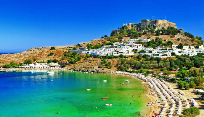 Photos of Greece-Lindos, Rhodes