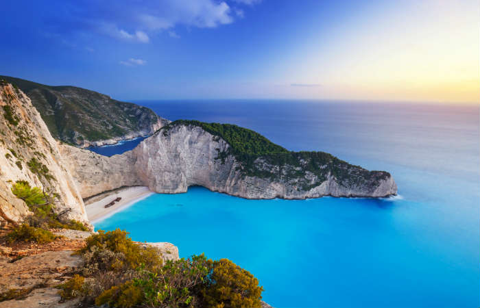 Photos of Greece-Navagio Beach, Zante