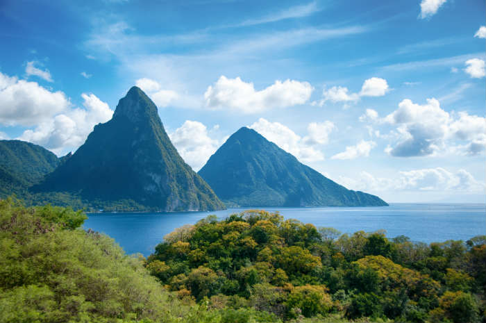 Piton Mountains
