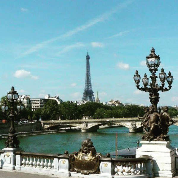Eiffel Tower, Paris-Renna's Discoveries