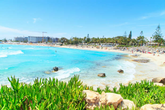 Cyprus holiday resorts-Ayia Napa