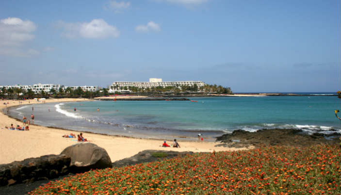 Lanzarote resort - Costa Teguise