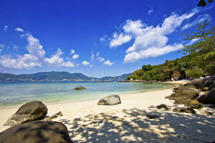 Patong Beach view, Phuket