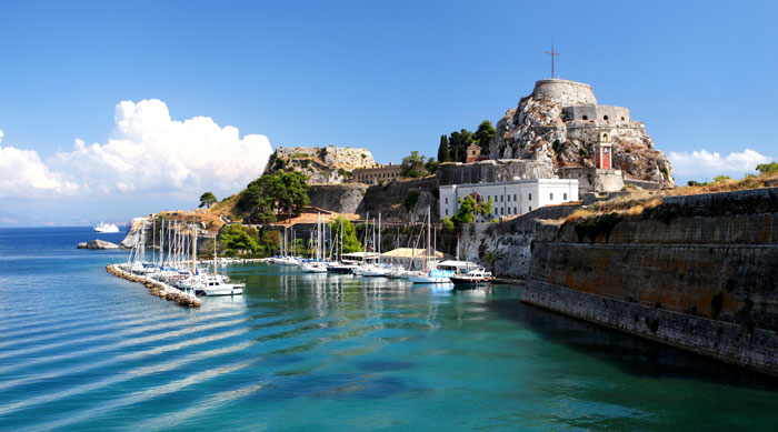 Mediterranean holidays for kids-Corfu